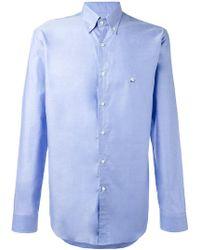 Etro - Button-down Shirt - Lyst