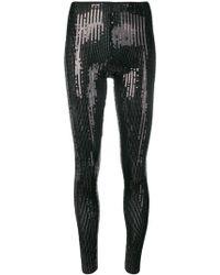 DSquared² - Sequinned leggings - Lyst