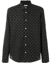 KENZO - Flying K Shirt - Lyst