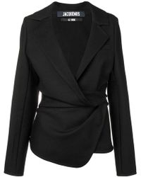 Jacquemus - Perfectly Fitted Jacket - Lyst