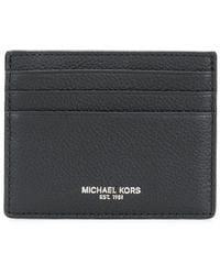 Michael Kors - Bryant Card Case - Lyst