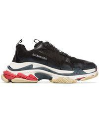 Balenciaga - Sneakers 'Triple S' - Lyst