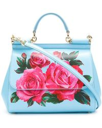 Dolce & Gabbana - Sicily Printed Tote - Lyst