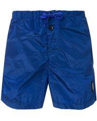 Stone Island - Classic Swim Shorts - Lyst