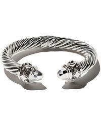 David Yurman - Renaissance Cable Cuff Bracelet - Lyst