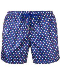 Fefe - Pacman Swim Shorts - Lyst