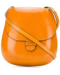 Lemaire - Saddle Crossbody Bag - Lyst