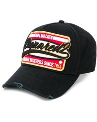 DSquared² Logo Hat