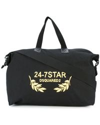 DSquared² - 24-7 Star Logo Holdall - Lyst