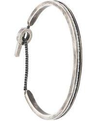 M. Cohen - Bangle Bracelet - Lyst