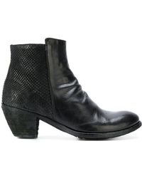 Officine Creative - Godard Boots - Lyst