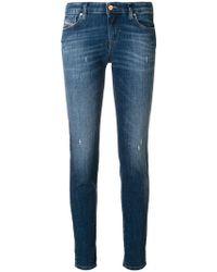 DIESEL - Sandy Jeans - Lyst