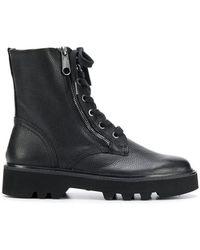 Calvin Klein - Military Boots - Lyst