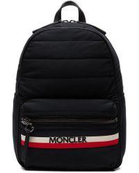 Moncler - Black George Backpack - Lyst