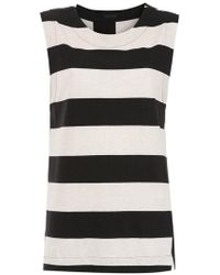 Osklen - Striped Top - Lyst