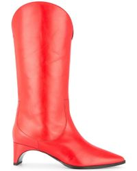Pierre Hardy - Knee High Boots - Lyst