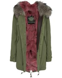 Mr & Mrs Italy - Mourmsky Fur Lined Parka Coat - Lyst