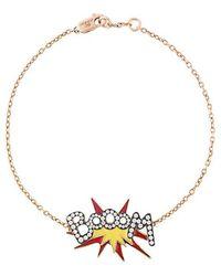 Monan - 'boom' Diamond Bracelet - Lyst