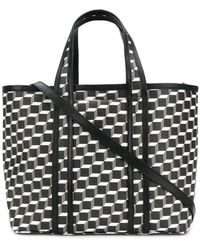 Pierre Hardy - Cube Print Tote Bag - Lyst