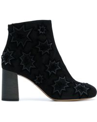 Chloé - Harper Ankle Boots - Lyst