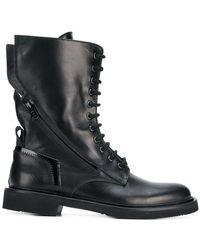 Bruno Bordese - Zipped Boots - Lyst
