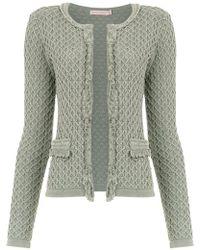 Cecilia Prado - Maura Knit Coat - Lyst