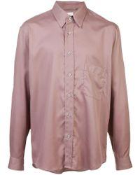 Lemaire - Longsleeved Shirt - Lyst