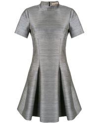 Bottega Veneta - Fit And Flared Dress - Lyst