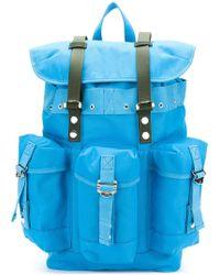 Sacai - Coated Canvas Backpack - Lyst