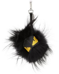 Fendi - Strangee Bag Bug Charm - Lyst