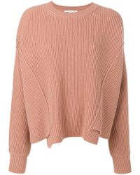 Stella McCartney - Ribbed Jumper - Lyst