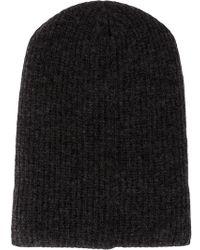 The Elder Statesman - Knit cap - Lyst