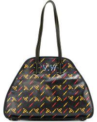 Vivienne Westwood - Yasmine Logo Tote Bag - Lyst