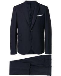Neil Barrett - Two-piece Formal Suit - Lyst