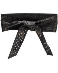 IRO - Tie Waist Belt - Lyst