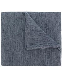 S.N.S Herning - Classic Knitted Scarf - Lyst