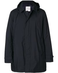 Moncler | Hooded Coat | Lyst