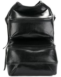 Rick Owens - Double Cargo Backpack - Lyst