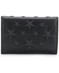 Jimmy Choo - Bolton Leather Wallet - Lyst