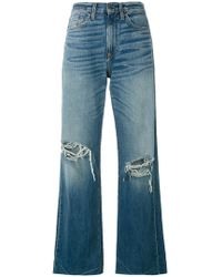 Simon Miller - Distressed Jeans - Lyst