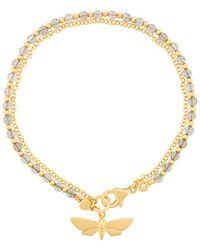 Astley Clarke - Moth Biography Bracelet - Lyst