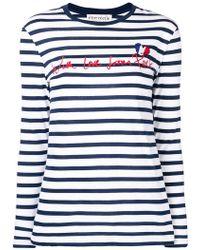 Être Cécile - T-shirt With Love From Paris - Lyst