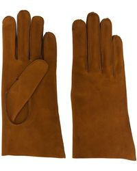 Holland & Holland Horse Riding Gloves - Brown