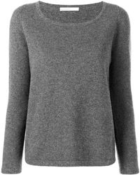 Gentry Portofino - Cashmere Knitted Jumper - Lyst