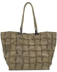 Jamin Puech - Embossed Shopper Tote - Lyst