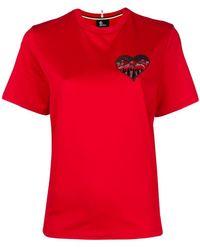 Moncler Grenoble - Heart Mountain T-shirt - Lyst