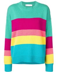 Giada Benincasa - Striped Jumper - Lyst
