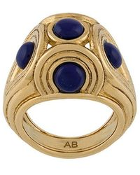 Aurelie Bidermann - Azzura Ring - Lyst