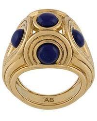 Aurelie Bidermann - Azzura Ring - Lyst
