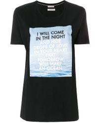 Each x Other | I Will Come In The Night T-shirt | Lyst